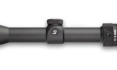 Sightron SI Hunter Series Riflescope 3-9×40 Duplex Reticle Code 31002