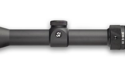 Sightron SI Hunter Series Riflescope 3-9×40 Mil-Dot Reticle Code 31003