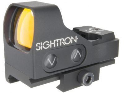 Sightron SRS-6 6-MOA red dot scope code SI-40021
