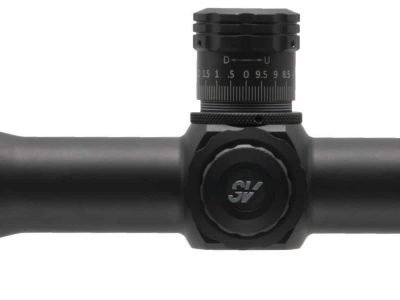 Sightron SV Series Riflescopes 4.5-24X 56mm Mil-Hash-H (IR) Code 27010
